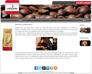 Kaffeerösterei Exzelsior